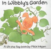 Cover of: In Wibbly's Garden (Wibbly Pig)