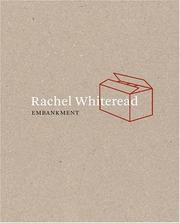 Cover of: Rachel Whiteread