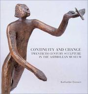 Cover of: Continuity and change | Ashmolean Museum.