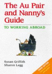 Cover of: The au pair and nanny's guide |