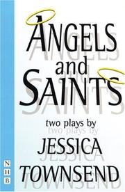 Cover of: Angels and saints