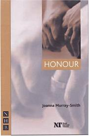 Cover of: Honour (Nick Hern Book)