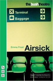 Cover of: Airsick | Emma Frost