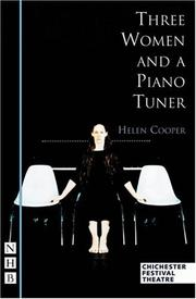 Cover of: Three Women And A Piano Tuner | Helen Cooper