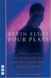 Cover of: Four Plays | Kevin Elyot