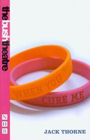 Cover of: When You Cure Me | Jack Thorne