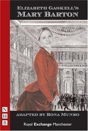 Cover of: Elizabeth Gaskell's Mary Barton