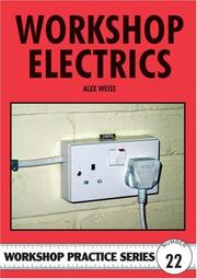 Cover of: Workshop Electrics (Revolution and Romanticism, 1789-1834) | Alex Weiss