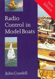 Radio control in model boats by John Cundell