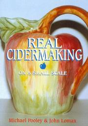 Cover of: Real Cidermaking on a Small Scale | Michael Pooley
