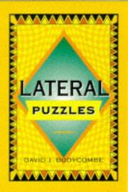 Cover of: Lateral puzzles