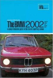 Cover of: BMW 2002 | R.M. Clarke