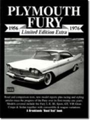 Cover of: Plymouth Fury 1956-1976 | R.M. Clarke