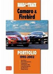 Cover of: Road & Track Camaro & Firebird 1993-2002 Portfolio (Road & Track Series) | R.M. Clarke
