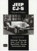 Cover of: Jeep CJ-5 Limited Edition 1960-1975