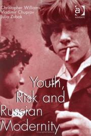 Cover of: Youth, Risk and Russian Modernity | Christopher Williams
