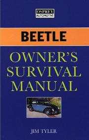 Cover of: Beetle Owner