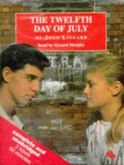 the twelfth day of july pdf