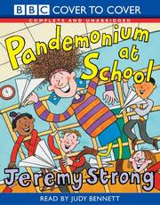 Cover of: Pandemonium at School