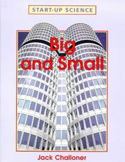 Cover of: Big and Small (Start-up-Science)