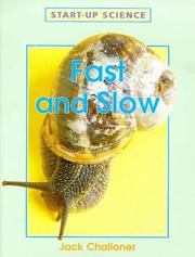 Cover of: Fast and Slow (Start-up-Science)
