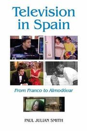 Cover of: Television in Spain