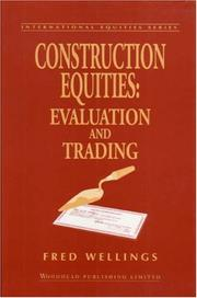 Cover of: Construction equities