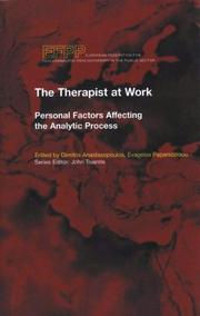 The Therapist at Work by