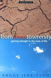Cover of: From Stress To Serenity