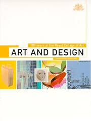 Cover of: Art and Design