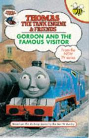Cover of: Gordon and the famous visitor