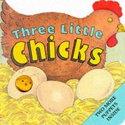 Cover of: Three little chicks