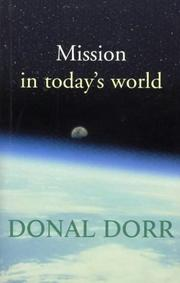 Cover of: Mission in Today's World