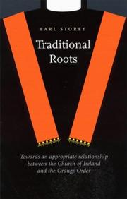 Cover of: Traditional roots | Earl Storey