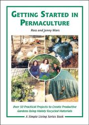 Cover of: Getting Started In Permaculture | Ross Mars