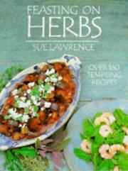 Cover of: Feasting on Herbs