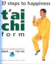 Cover of: T'ai Chi Form