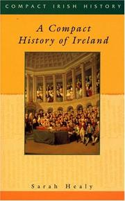 Cover of: A compact history of Ireland