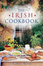The Irish cookbook by Carla Blake