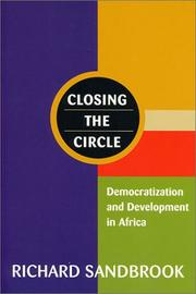 Cover of: Closing the Circle | Richard Sandbrook
