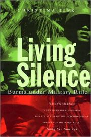 Cover of: Living Silence | Christina Fink