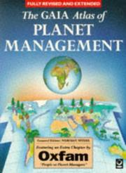 Cover of: The Gaia Atlas of Planet Management