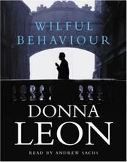 Cover of: Wilful Behaviour