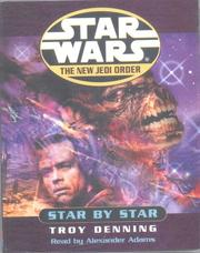 Cover of: Star by Star (Star Wars: The New Jedi Order)