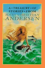 Cover of: A treasury of stories from Hans Christian Andersen