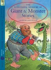 Cover of: A Treasury of giant and monster stories | chosen by Jane Olliver ; illustrated by Annabel Spenceley.