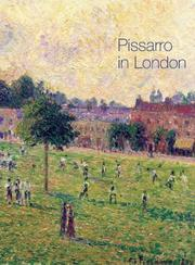 Cover of: Pissarro in London (National Gallery Catalogues)