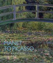 Cover of: Manet to Picasso