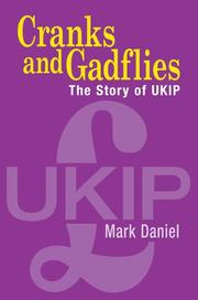 Cover of: Cranks and Gadflies