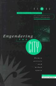 Cover of: Engendering the city | Marsha Meskimmon